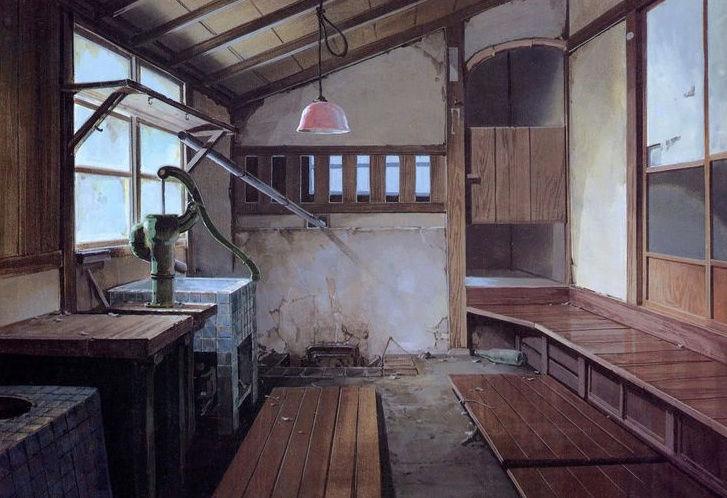 Kainova kuća Kuhinj10