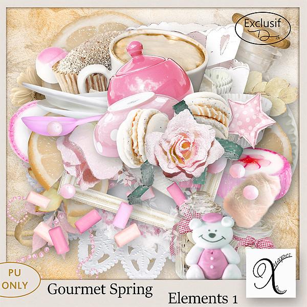 Gourmet spring (01.04) Exclu D.ch Xuxpe100