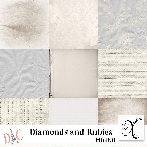 diamonds and rubies (04.05) only DC Xuxpe133