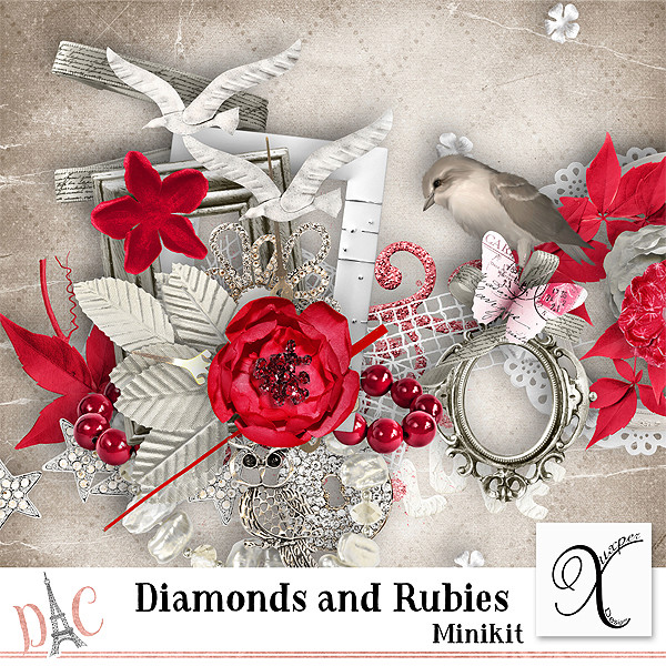 diamonds and rubies (04.05) only DC Xuxpe134