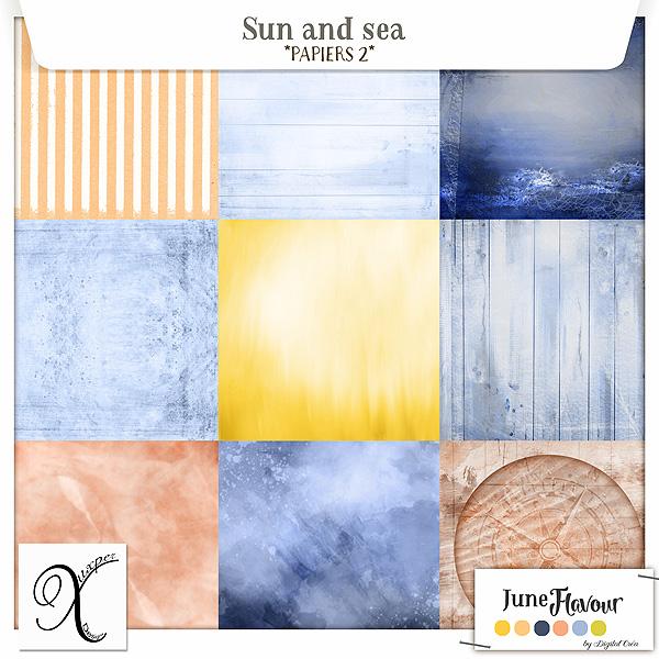 sun and sea (01.06 DC) + (début juillet DCH) Xuxpe160