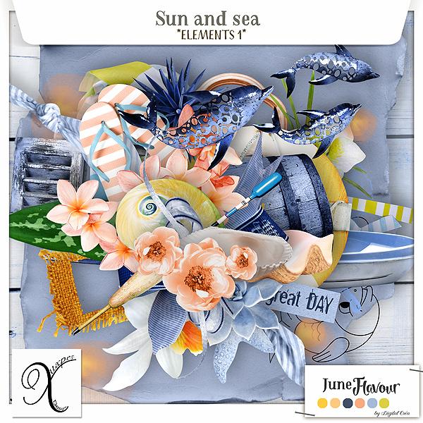 sun and sea (01.06 DC) + (début juillet DCH) Xuxpe165