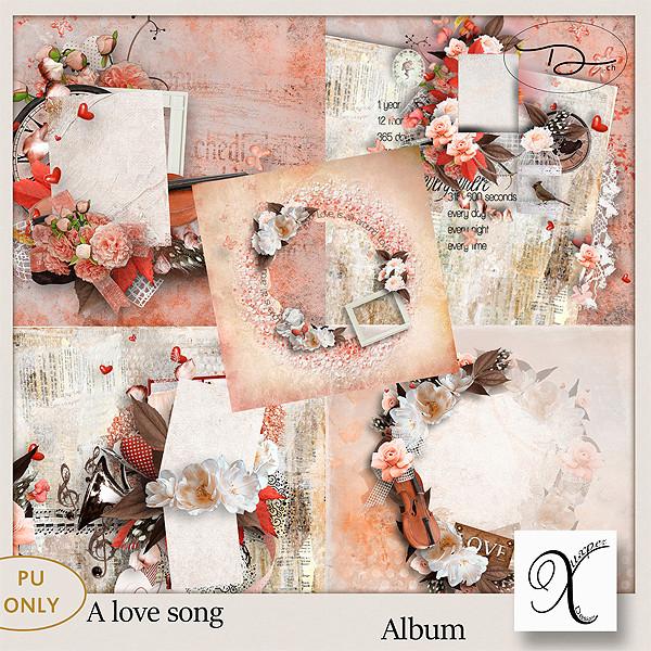 A love song (12.02) Xuxper62