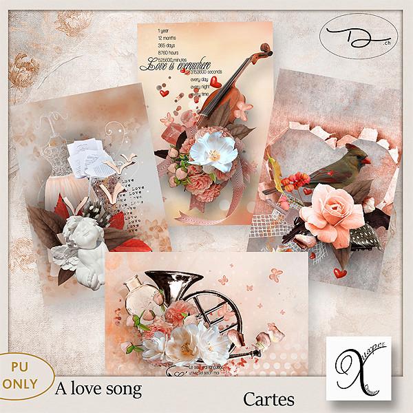 A love song (12.02) Xuxper65