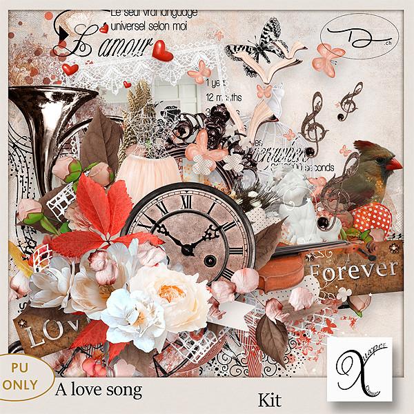 A love song (12.02) Xuxper68