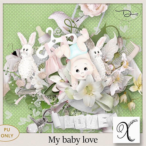 My baby love (ressorti chez D.ch) Xuxper96