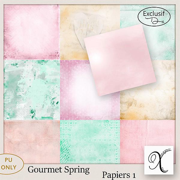 Gourmet spring (01.04) Exclu D.ch Xuxper97