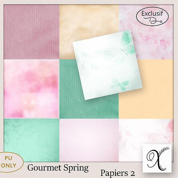 Gourmet spring (01.04) Exclu D.ch Xuxper98