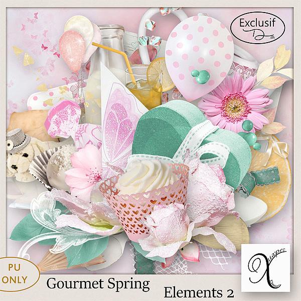 Gourmet spring (01.04) Exclu D.ch Xuxper99