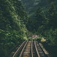 Le chemin de fer abandonné