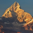 Le mont rocheux