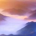 Les vallons nuageux