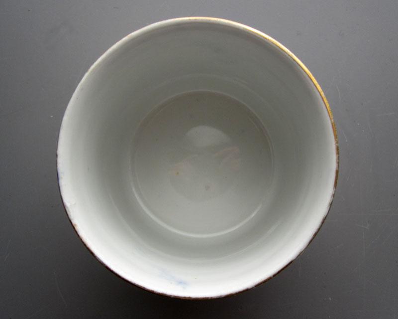 Jam pot - probably 19th century Bluego10