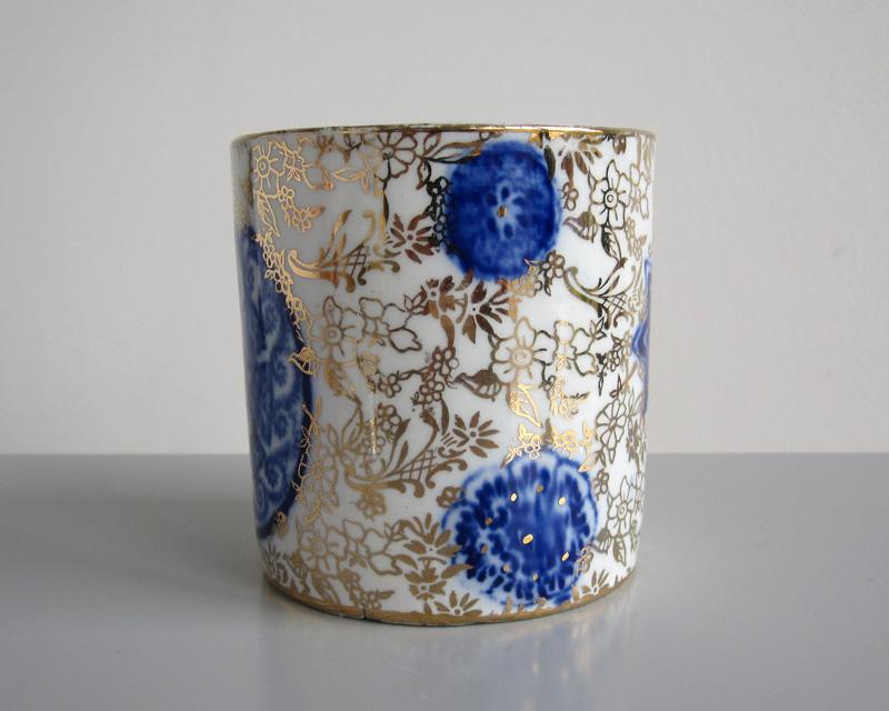 Jam pot - probably 19th century Bluego13