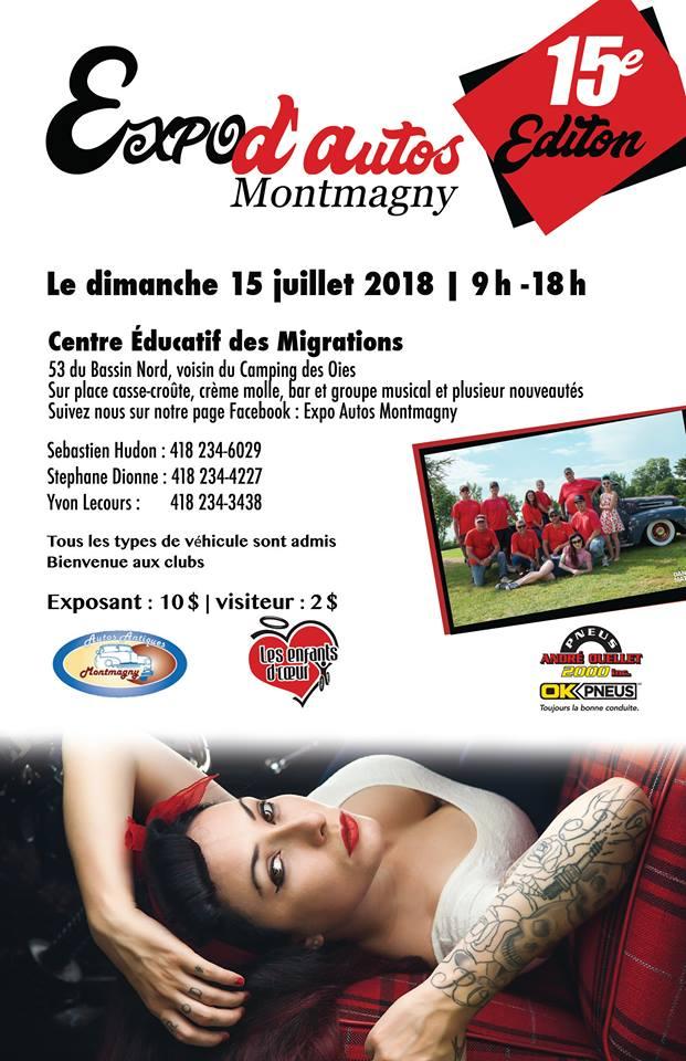 Expo d'Autos Montmagny - 15 juillet 18 2018_e11