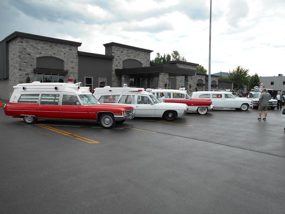 Rassemblement de véhicules de service antiques  - 7/8 juillet 18 Expo_t10