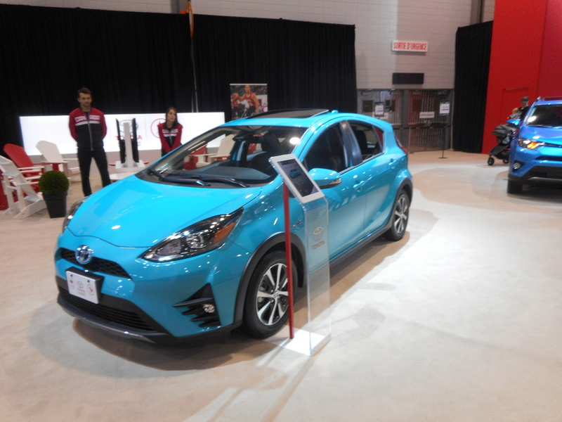 Salon de l'Auto (neuve) de Québec 2018 Salonq55