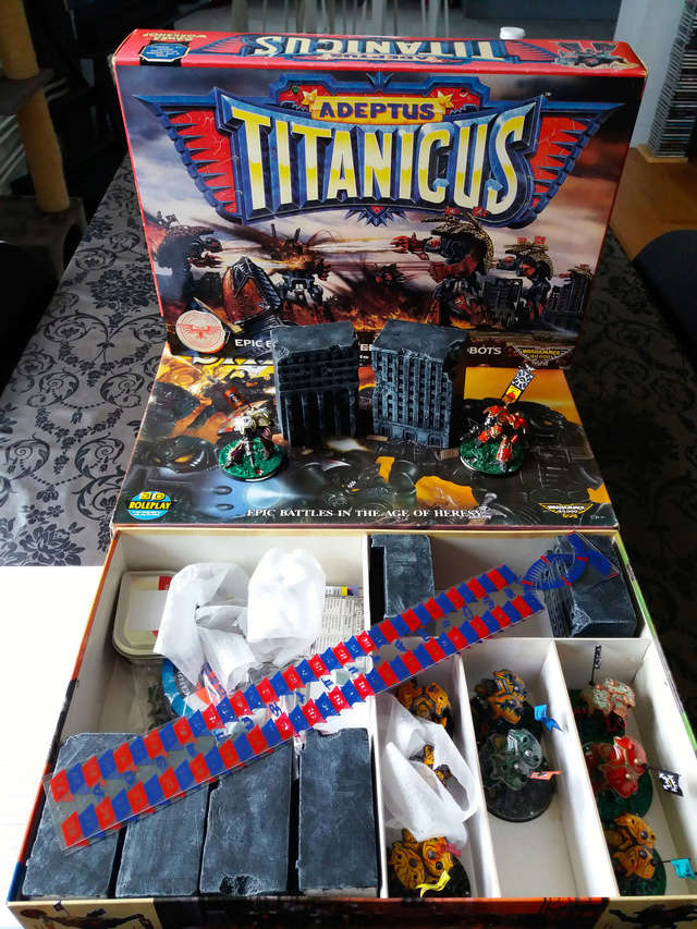 Adeptus Titanicus...version 2018  - Page 2 20180513