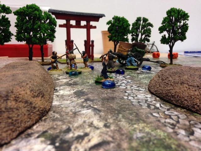 Mini-Campagne : The Kenshin Ryu Scrolls 31381212