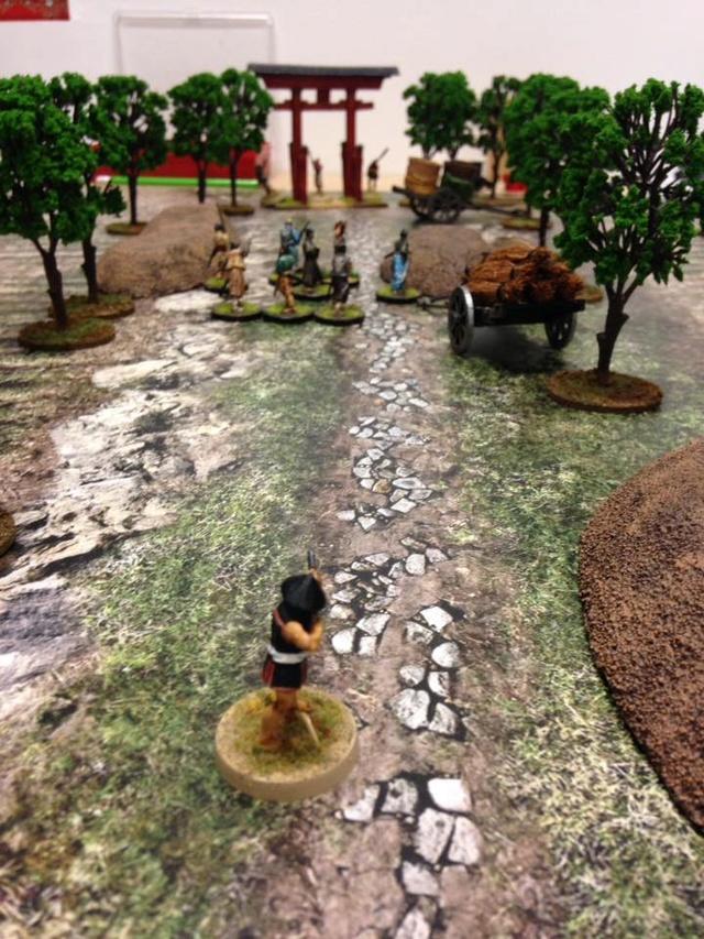 Mini-Campagne : The Kenshin Ryu Scrolls 31453612