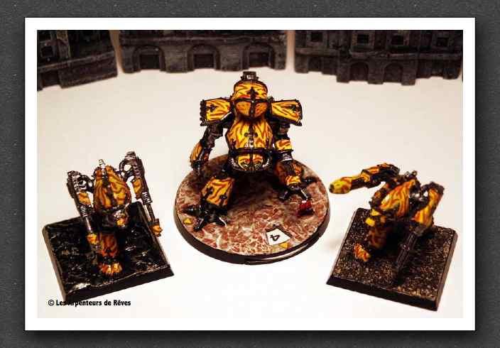 Légion Titanique - Les Tigres de Pan-Tang L6710