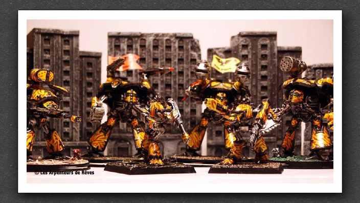 Légion Titanique - Les Tigres de Pan-Tang L6810