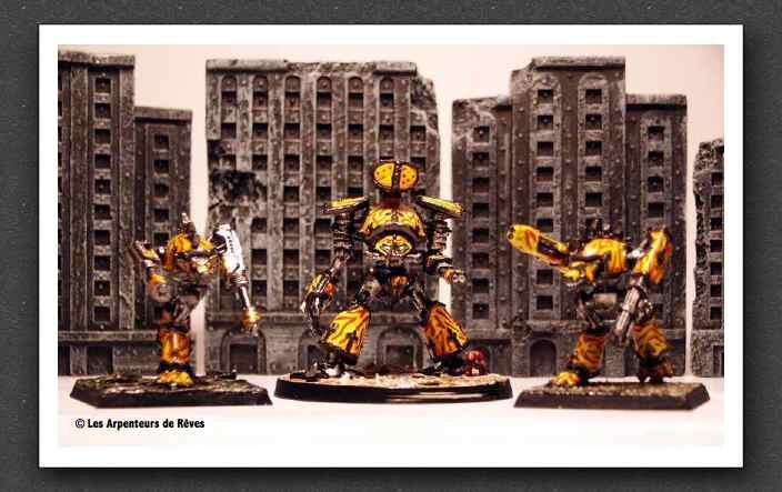 Légion Titanique - Les Tigres de Pan-Tang L6910