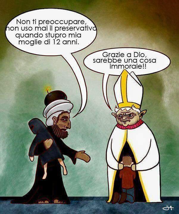 SLOGAN contro la religione - Pagina 3 13612210