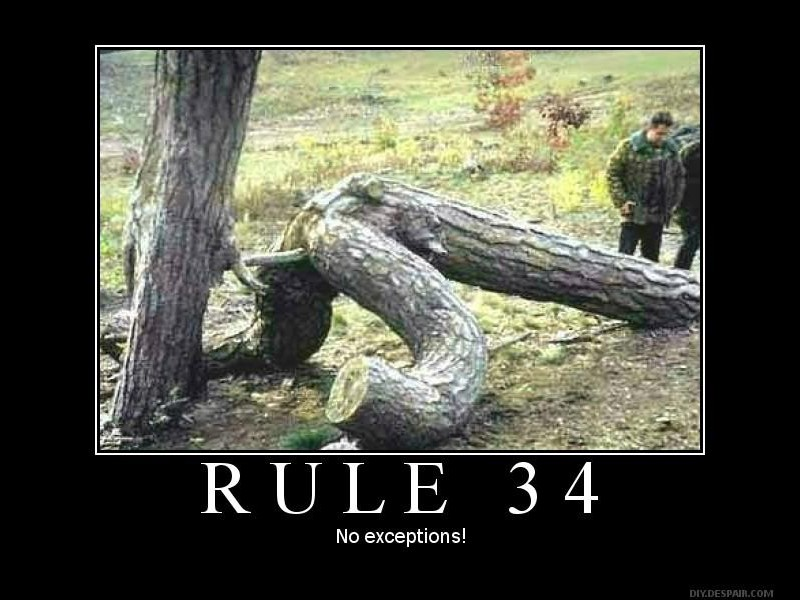 Rule 34 (If it exists, there is porn of it) Apuhbw10