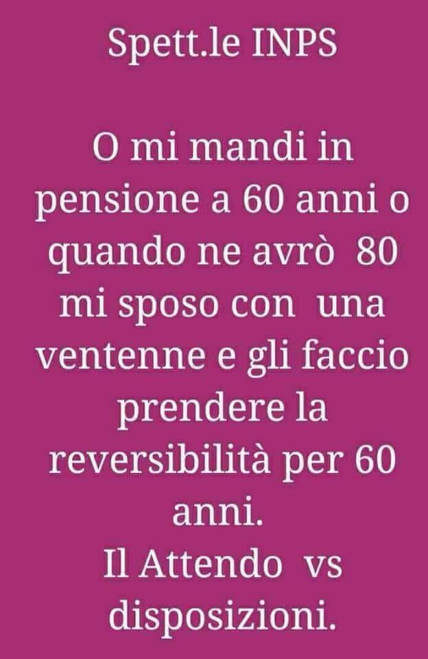 Età della pensione: mai. Fb_im133