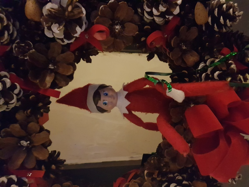 Elf on a shelf anybody?  - Page 3 20171214