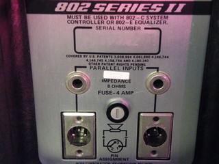 Far suonare 2 bose 802 Bose-813