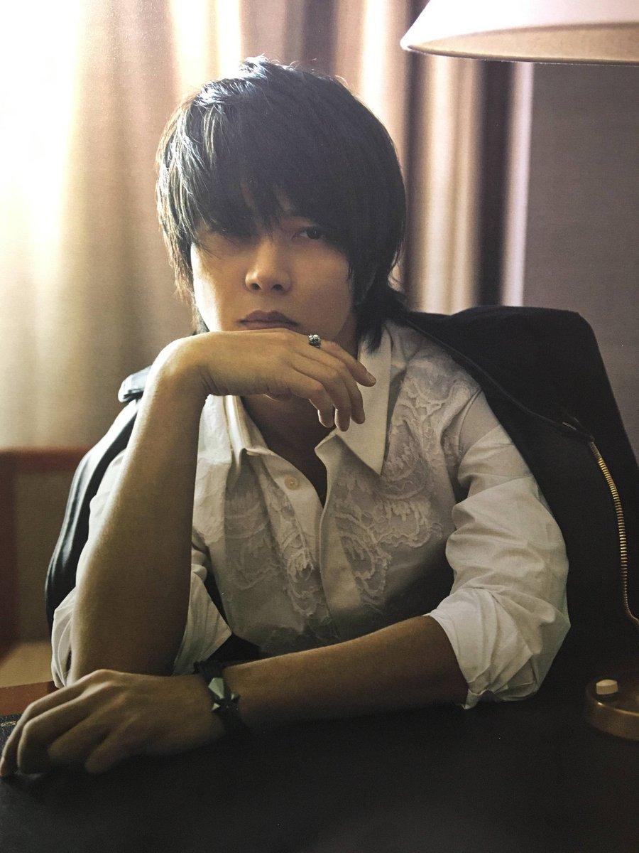 Ямасита Томохиса / Yamashita Tomohisa ≪Пишка Пишунчо≫ -2 - Страница 3 Ao510