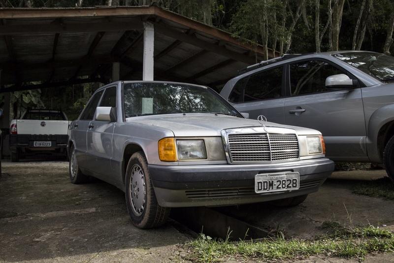 Mercedes-Benz 190E 2.6 - R$ 17.000,00 - Vendido 190e-010