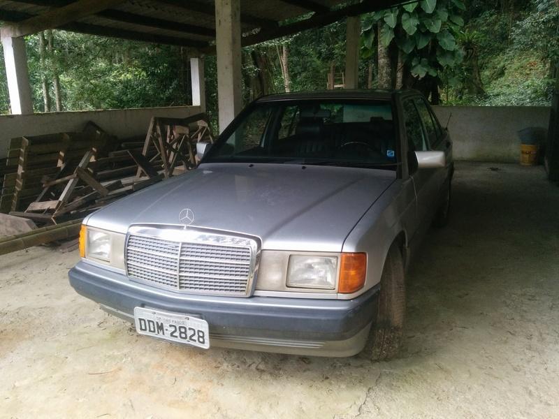 Mercedes-Benz 190E 2.6 - R$ 17.000,00 - Vendido 190e-013