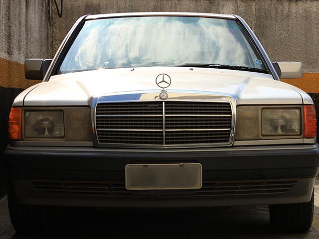 Mercedes-Benz 190E 2.6 - R$ 17.000,00 - Vendido Merca_10