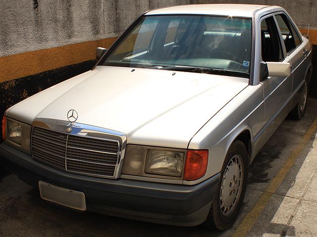 Mercedes-Benz 190E 2.6 - R$ 17.000,00 - Vendido Merca_13