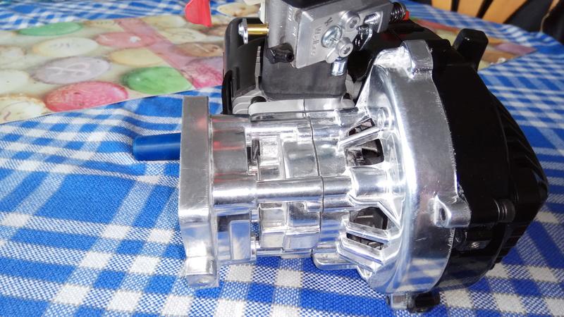 Moteur king motor 32cc sur fg marder Img_2023