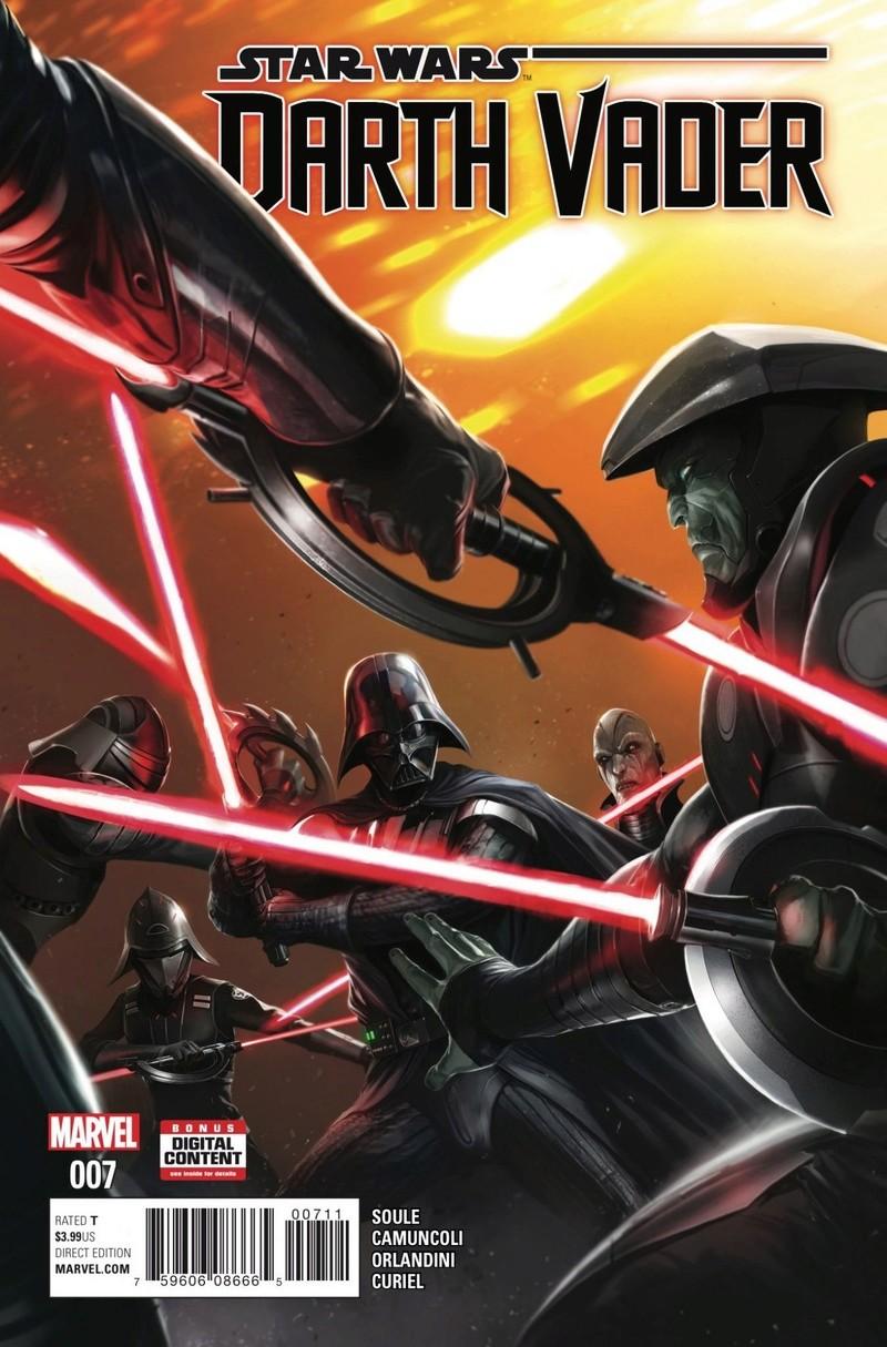 Darth Vader: Señor oscuro de los Sith Darthv10