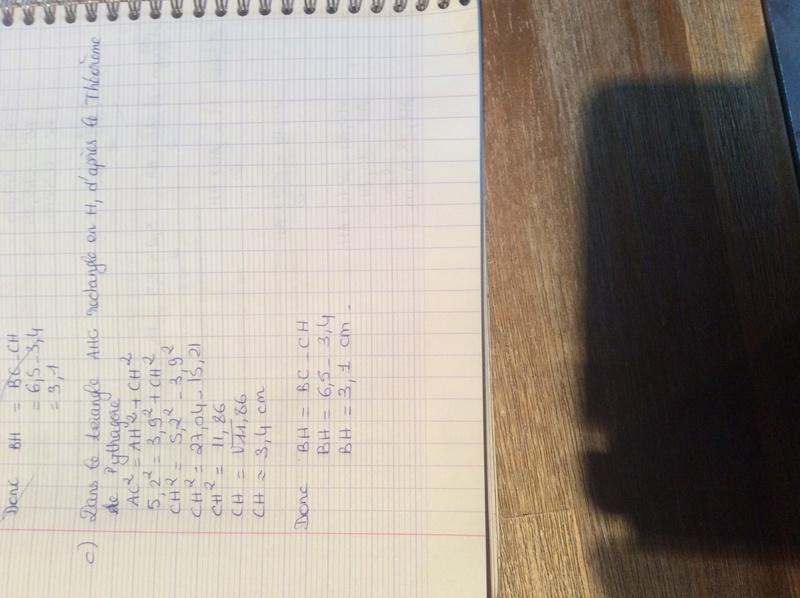 Exercice de géométrie  B3a5a610
