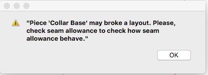 New error message.  Errorm11