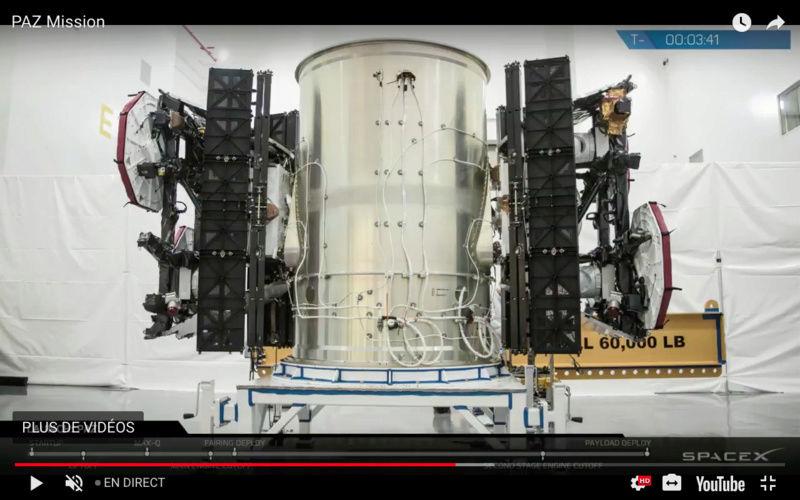Falcon-9 (PAZ + MicroSat-2a & 2b) - 22.2.2018 [succès] - Page 4 Captur10