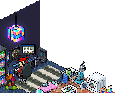 [ALL] Placeholder Habbo House per Maggio 2018 House110