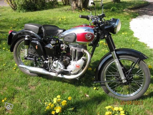 Matchless 500 Mono Longue Course 80-GS (1952) 110