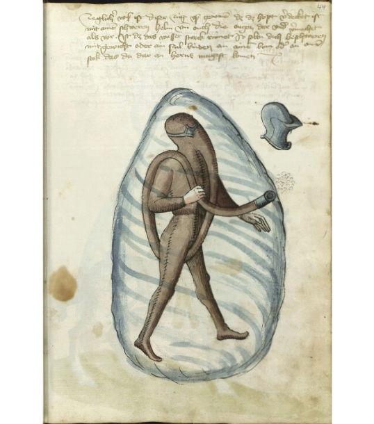 Talhoffer - 1467 : L'art de la guerre & des duels judiciaires par un maître visionnaire. 00145