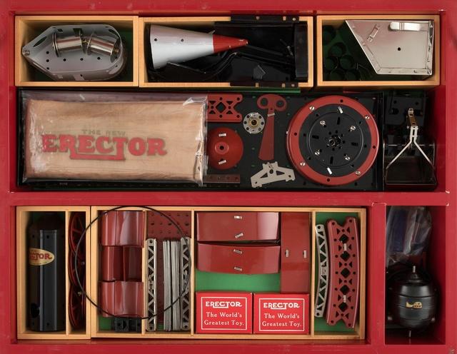 Vends ERECTOR en parfait état, modèle 1929 00165