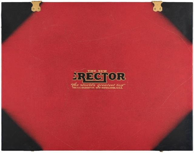 Vends ERECTOR en parfait état, modèle 1929 00237