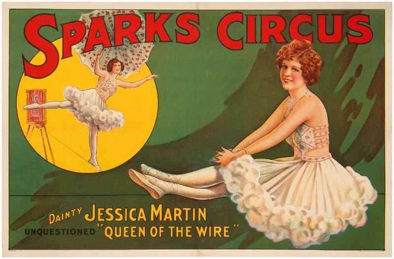 Affiches de cirque 00239
