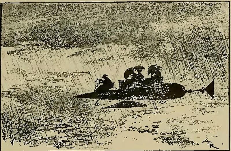 Albert ROBIDA - La vie électrique (1893) 00322