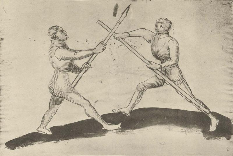 Talhoffer - 1467 : L'art de la guerre & des duels judiciaires par un maître visionnaire. 00422